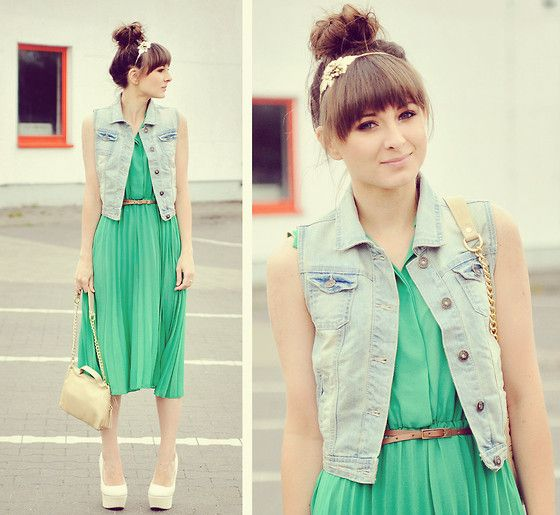 I want the dress!