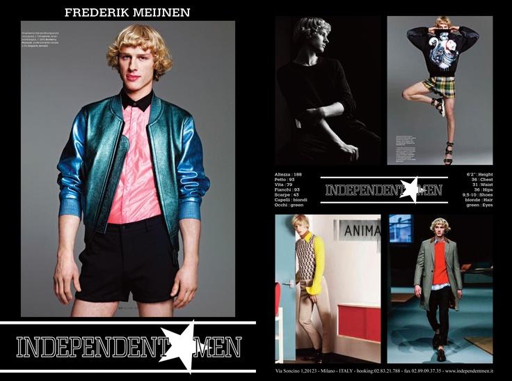 Frederik Meijnen - SS14