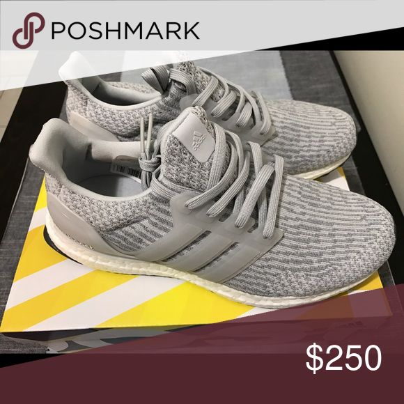 Adidas Ultra Boost Silver Pack Brand new sizes 7 & 7.5. Sold out everywhere Adidas Shoes Sneakers