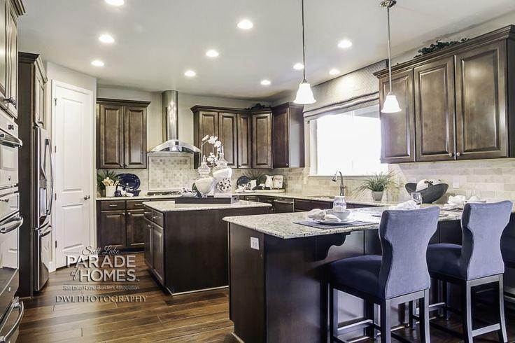 Kitchen Richmond American Homes E 2014 Parade