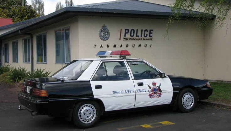 nz police car - Google Search