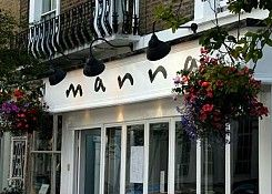 Manna London Veggie Restaurant
