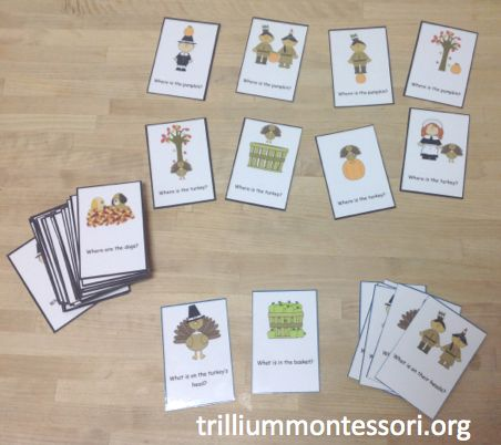 November Printables — trilliummontessori.org