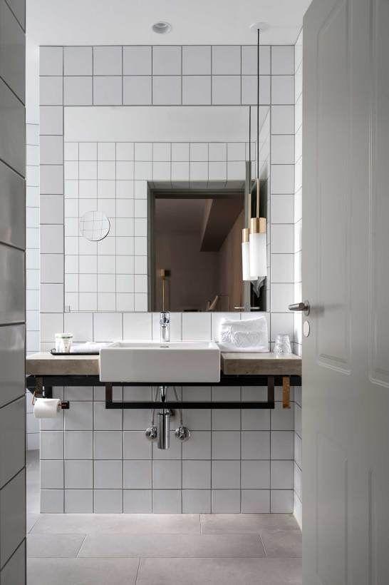 Hotel SP34 Designed by Morten Hedegaard ⎮Copenhagen, Denmark | Yellowtrace