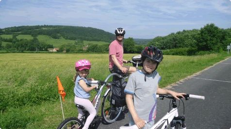 Family Cycling Holidays   Cycling Holidays For Families