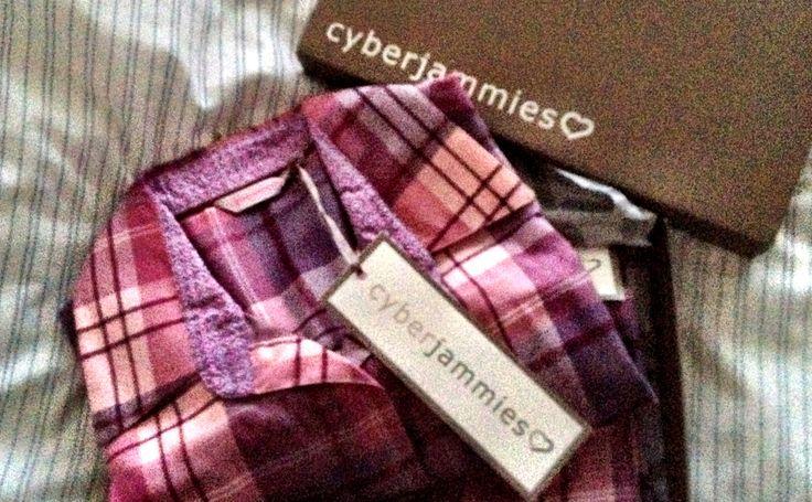 Cosy, comfy, Cyberjammies.