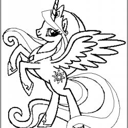 27 best MLPFiM Coloring Pages images on Pinterest Coloring