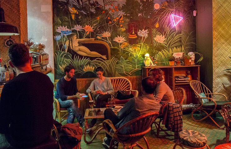 5 gode restauranter i Madrid -  Casa Jaguar