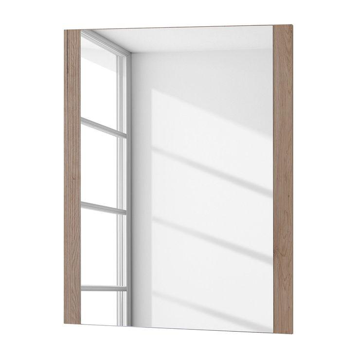 Spiegel Matino - Eiche Sanremo Dekor, loftscape