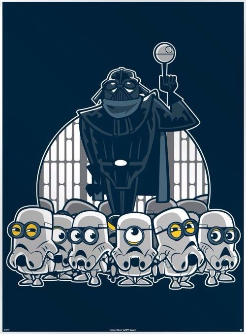 Despicable Darth