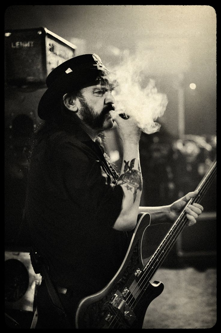 Who would win in a wrestling match between Lemmy and God?....
