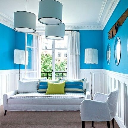 Non ditelo allarchitetto!: E tu...di che colore vuoi dipingere le pareti?