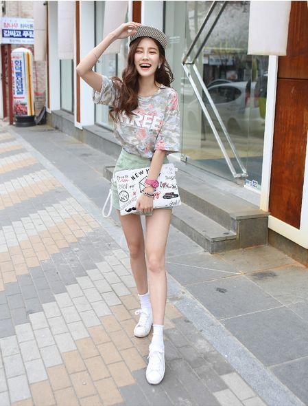 Teen Street Fashion Asian 42