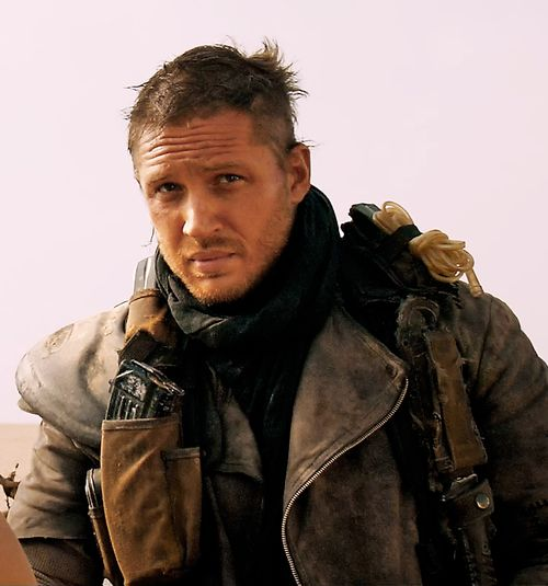 Tom Hardy - Mad Max #MMFR #MadMax