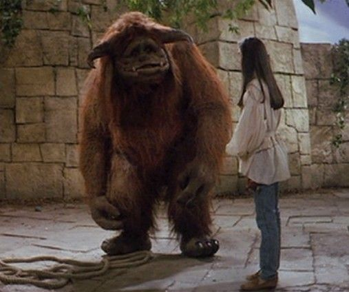 My cat was named after my friend, Ludo | Labyrinth movie
