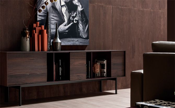 Au0027Dammer Twist Sideboard Closed, By Pastoe | Int | Pinterest | Dresser Tv,  Tv Rack And Shelving