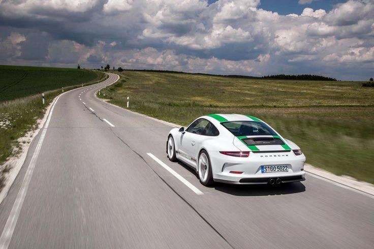 Image for 2016 Porsche 911 R Widescreen Wallpaper