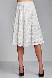 Capture Lace Skirt - @Ezibuy #fashionblogger #youngandpolished #lace #workready