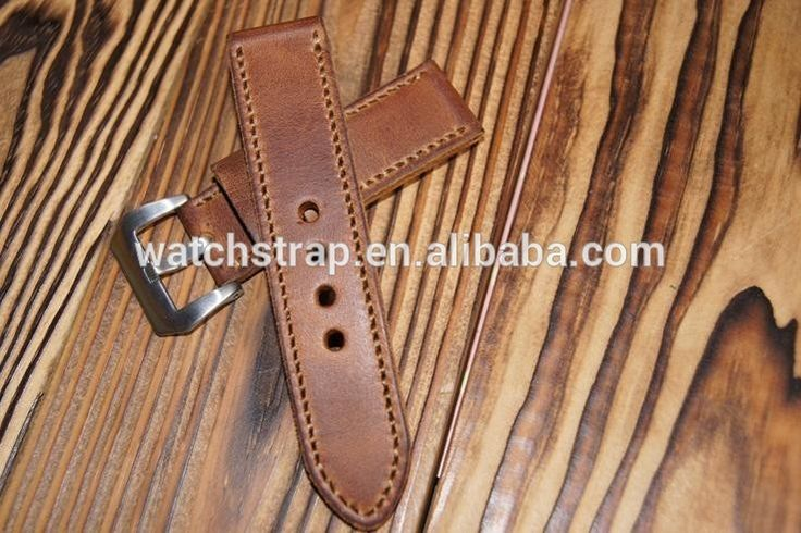 Vintage luxury customised high quality genuine cow leather watch strap, View watch strap, Kzfashions Product Details from Guangzhou KZ Trade Co., Ltd. on Alibaba.com