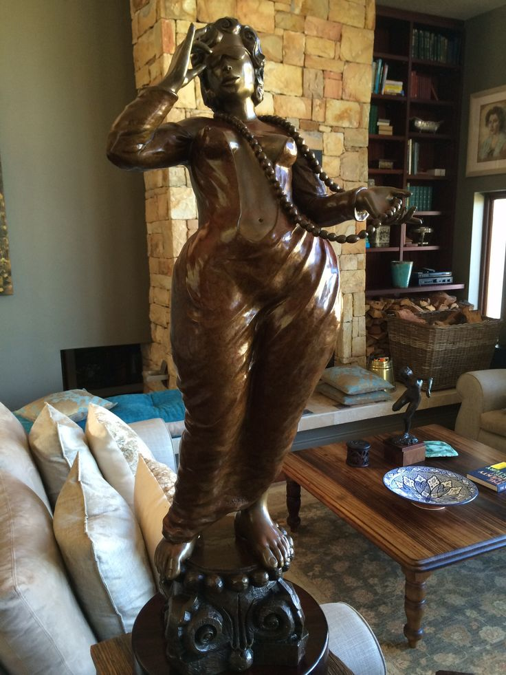 Sea of Seduction Bronze by Jean Doyle