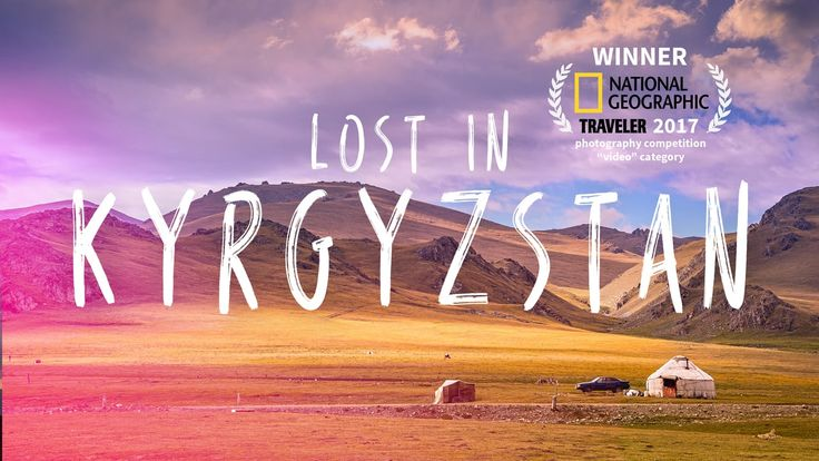 Lost In Kyrgyzstan / Our Video Travel Guide --> http://bit.ly/2cZuS1z  Sara Izzi and Timur Tugalev, digital nomads and authors of the Travel blog The Lost Avocado.com…