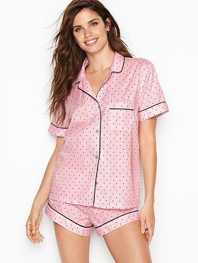 9291a310dab The Lightweight Short Sleeve Boxer PJ   Burda's ideas   Pajamas ...