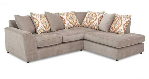Left Hand Facing Corner Sofa Sorbon   DFS