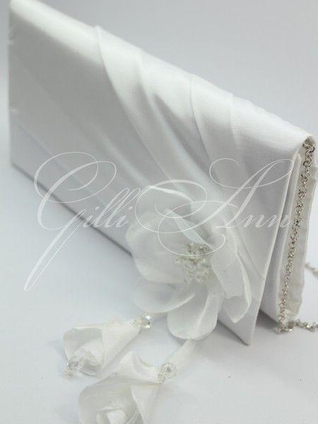 Свадебная сумочка клатч Gilliann Annette BAG296 #weddingbag #weddingclutch
