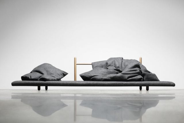 Beddo is japanese for bed and the inspiration comes from the ultimate piece of resting furniture, namely the bed.