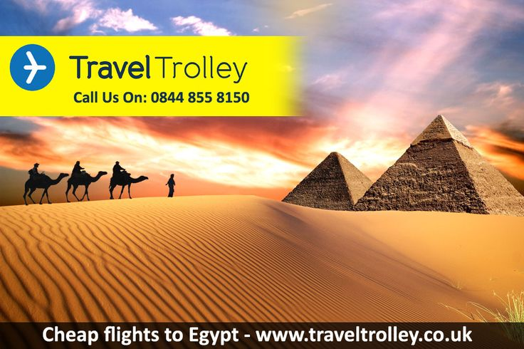 Flights Egypt from UK