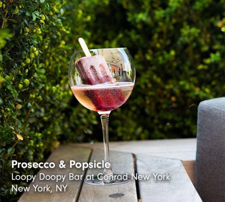Cocktail Party Entertainment Ideas Part - 36: Prosecco, Popsicles, Red Wine, Cocktails, Party Ideas, Parties,  Entertainment