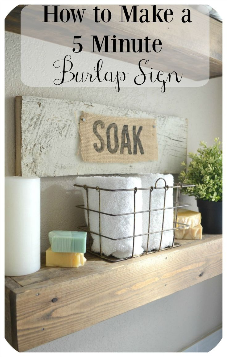 Burlap bathroom ideas - Burlap Bathroom Decor 1000 Ideas About Burlap Bathroom On Pinterest Burlap