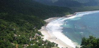 Praia do Aventureiro – Ilha Grande