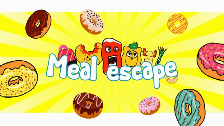 Getting ready...  #mealescape #gamedev #indiegame