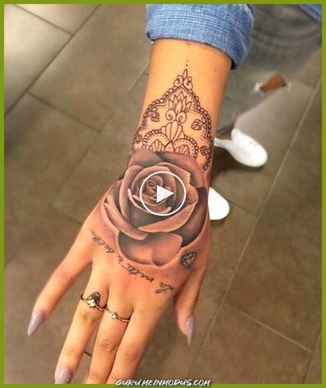 Incredible Rose Hand Tattoo Typhaine Sentis Tattoowomen 39 S Forearm Rose Tat Rose Hand Tattoo Hand Tattoos For Women Hand Tattoos For Girls