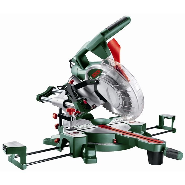 Bosch 1800W 250mm Corded Sliding Mitre Saw I/N 6200251 | Bunnings Warehouse