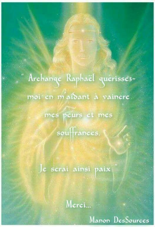 Archange Raphaël...