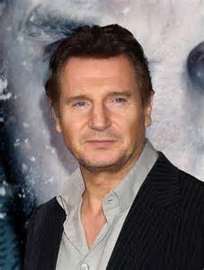 Favorite Male Actor: Liam Neeson