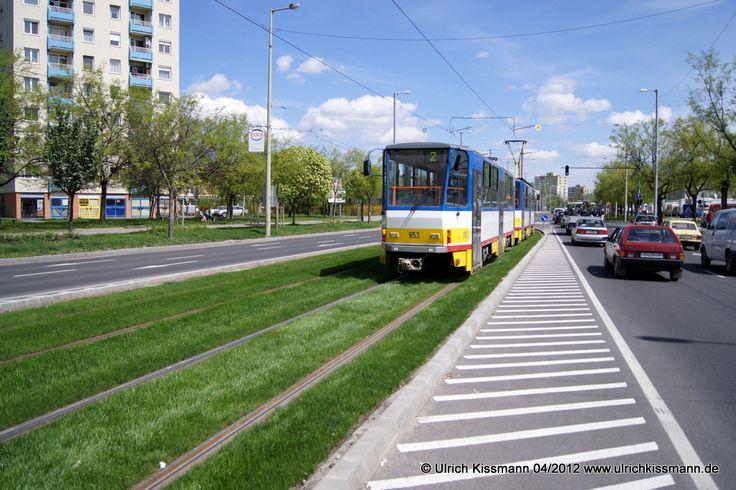 953 Szeged Rókusi viztorony 20.04.2012 - (ČKD) Tatra B6A2