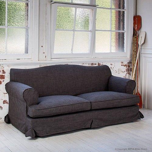 Hamptons Sofa - French Provincial Furniture