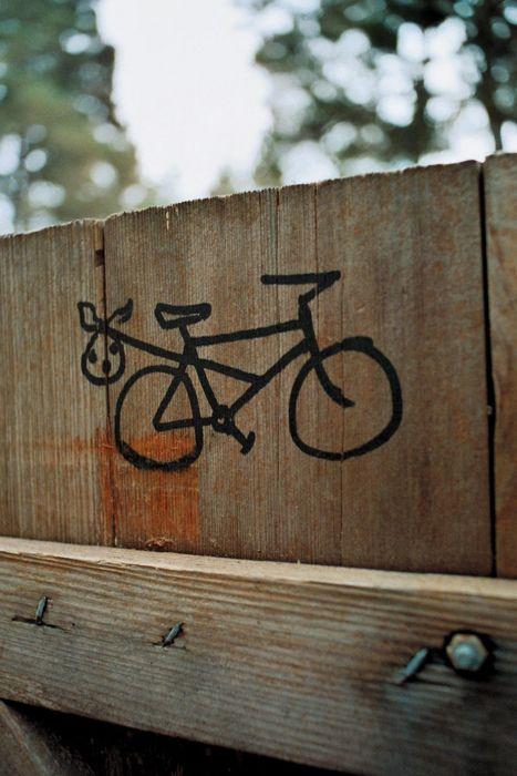 pegue a sua bike e fuja enquanto é tempo!