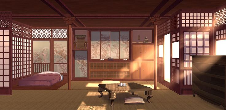 78 images about raw scenery on pinterest school - Dormitorio japones ...
