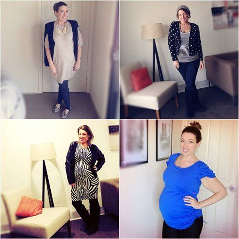 Post #Pregnancy Style – Think About Repurposing What You Have