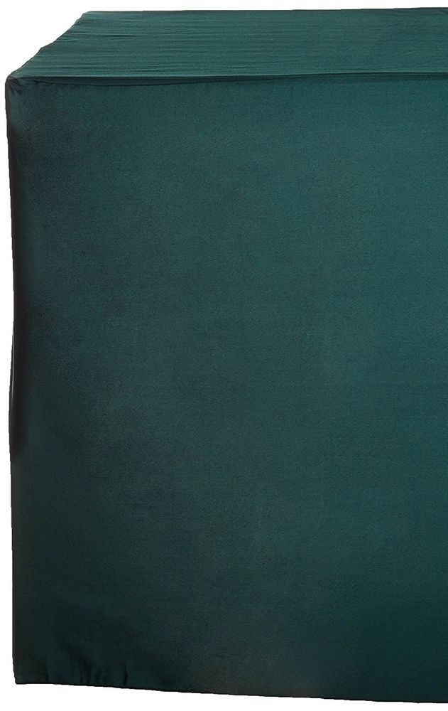 Green Tablecloth Rectangle 6 ft Wedding Tablecloths Outdoor Table Cloth 72x30 In #GreenTableclothRectangle6ft