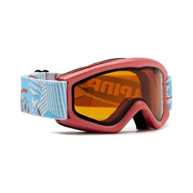 Alpina Carat D-Skibril-Kinderen--Flamingo  Description: Alpina Carat D Skibril Kinderen Flamingo-DLH S2  Price: 69.90  Meer informatie