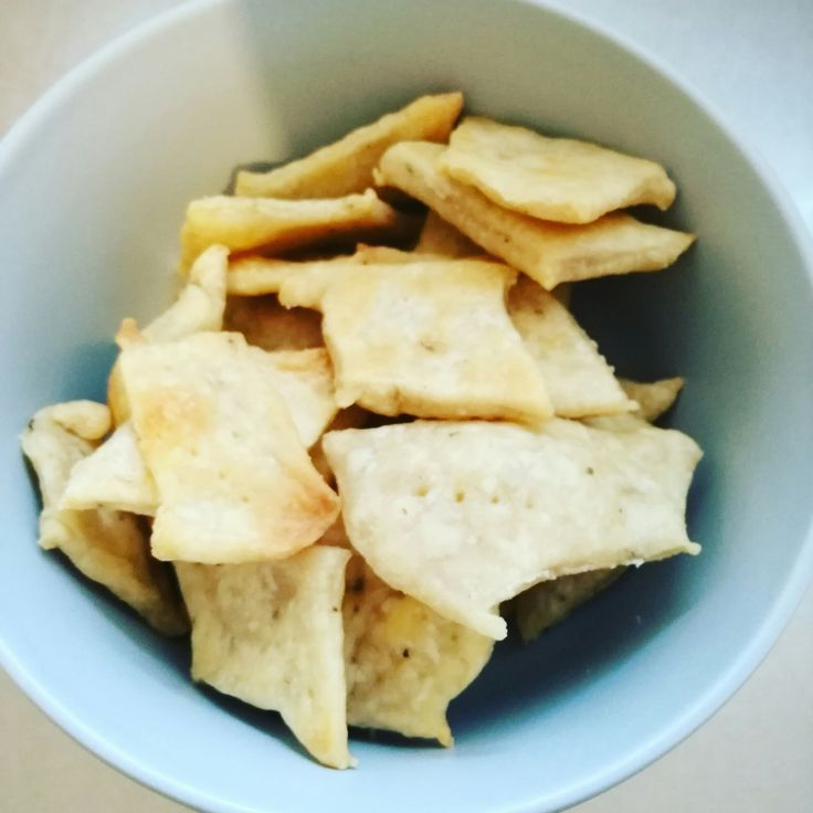 HOME MADE CRACKERS