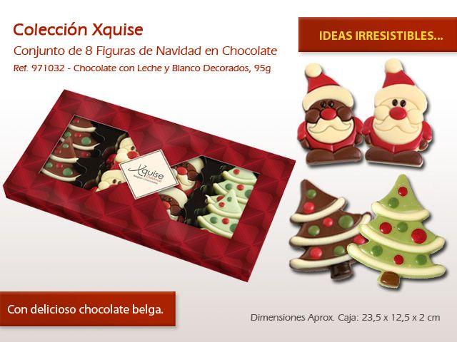 ¿Has visto nuestras figuras de chocolate de Navidad? http://www.mysweets4u.com/es/?o=2,5,44,49,4,0