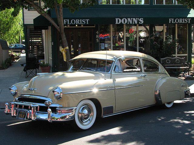 159 best chevrolet images on pinterest old school cars for 1949 chevrolet fleetline 2 door