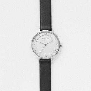 Anita Leather Watch