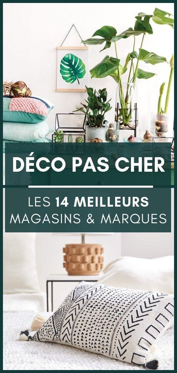 Top 14 der besten Online-Shops für Shopping und Dekoration   – Idées maison